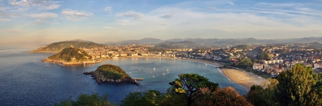 San Sebastián (Wikimedia Commons)