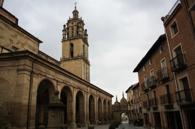 Santa María de Los Arcos