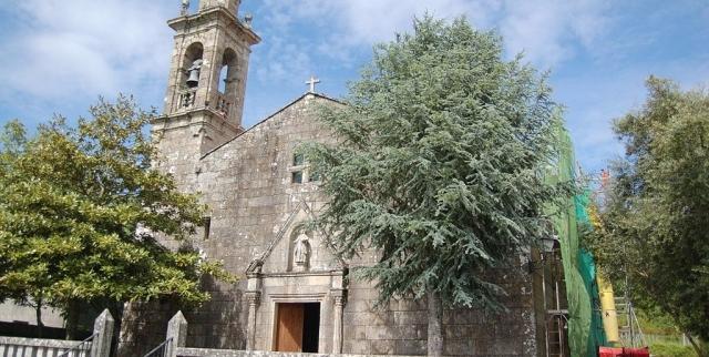 Santa Mariña de Arcos da Condesa