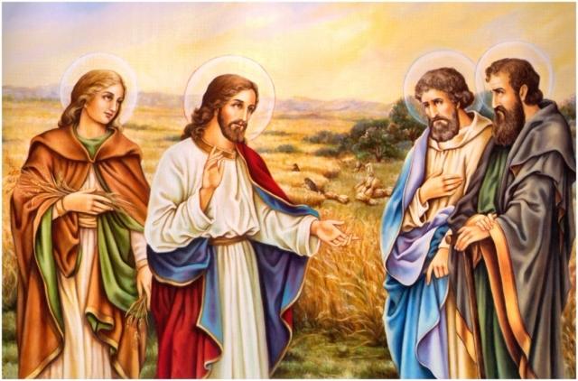 Santiago Apóstolo e Jesús