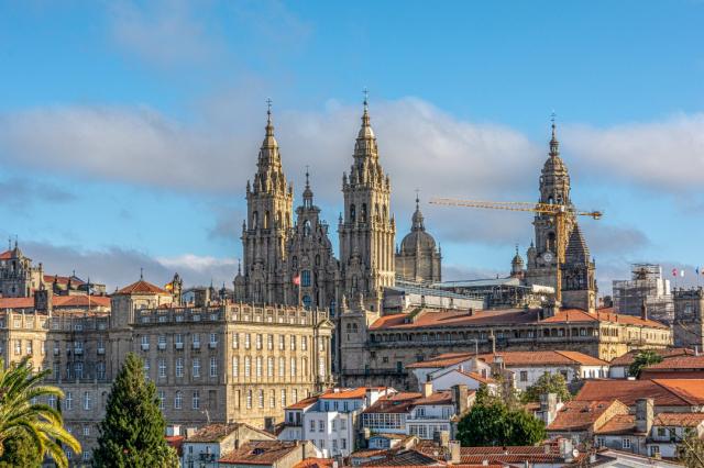 Santiago de Compostela | Pixabay
