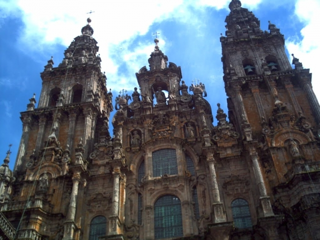 Santiago de Compostela ©Panoramio Aquarius78