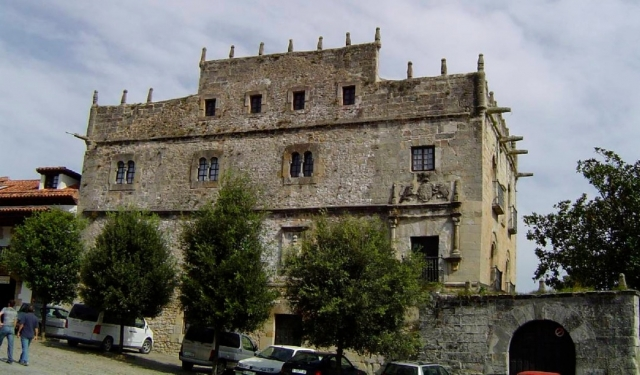Santillana del Mar (Wikimedia Commons)
