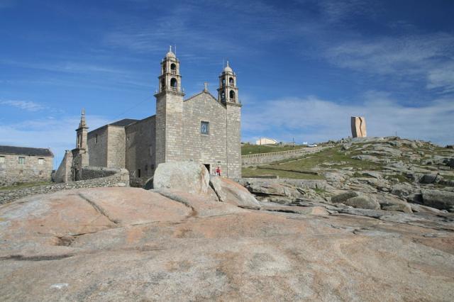Santuario de la Virgen de la Barca - Wikimedia