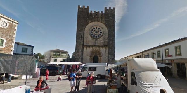 St. Nicholas Church, Portomarín