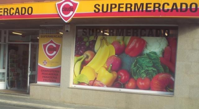 Supermercado Claudio ©Street View