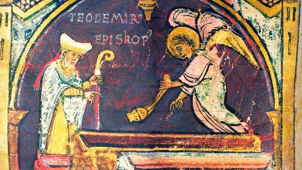 Teodomiro, obispo de Iria Flavia
