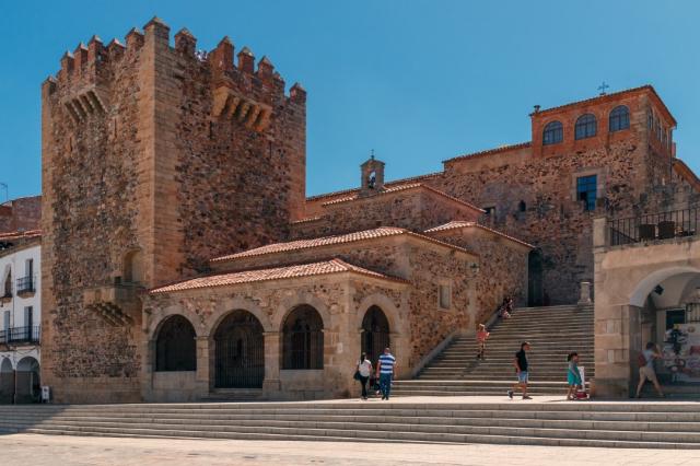 Torre de Bujaco - iStock/ Iván Jesús Cruz Civieta