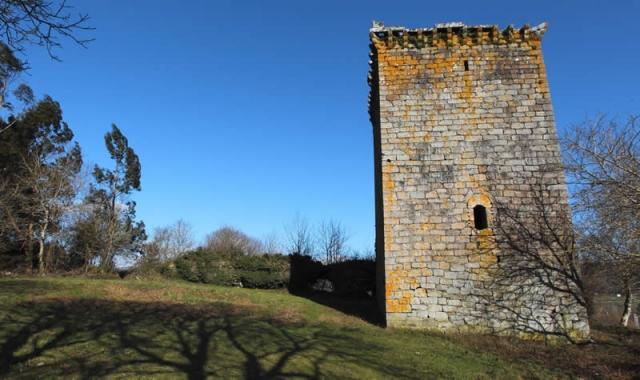 Torre de Castroverde / Manuel Marras