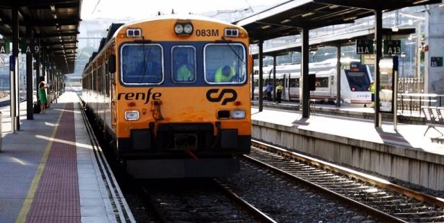 Tren Celta / M. Moralejo