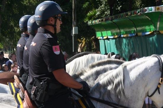 Unidad de Caballería de la Policía Nacional. Policia.es