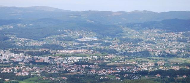 Valença do Miño town