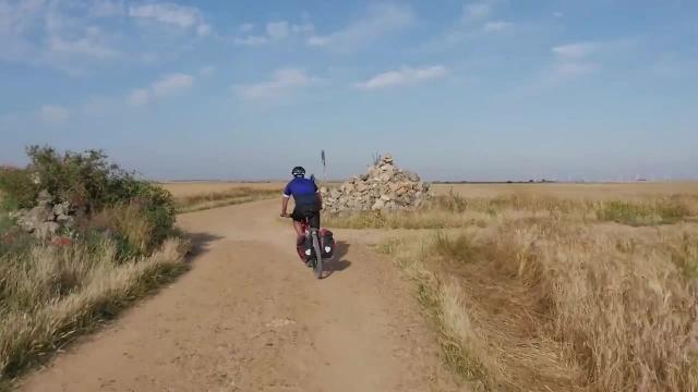 Etapa Hornillos del Camino-Frómista