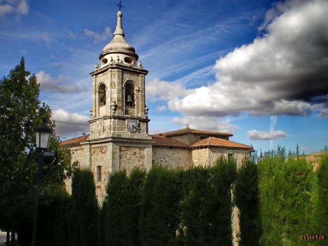 Villafranca Montes de Oca ©Panoramio mrfanjul