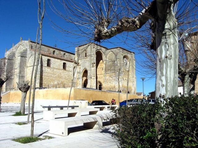 Villalcázar de Sirga ©Panoramio /Antonio Alba