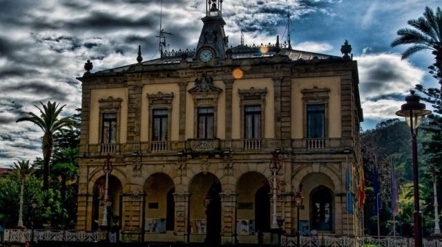 Villaviciosa town hall