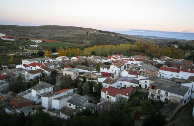 Vista desde el Monasterio de Uclés - siete_vidas/iStock