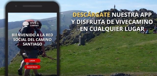 Vive Camino de Santiago app