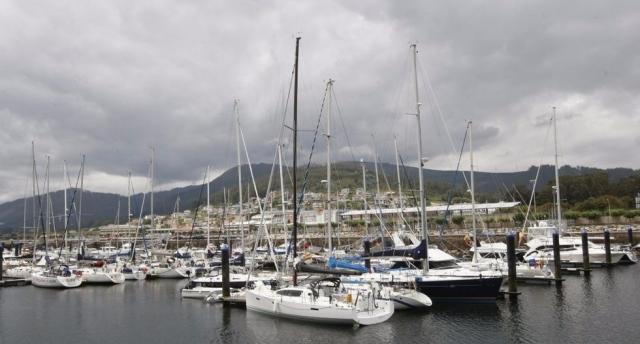 Viveiro port - PEPA LOSADA