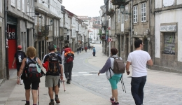 4.2 million to improve urban stretches on the Camino de Santiago