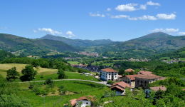 Camino Baztanés: This is the route of the Camino de Santiago