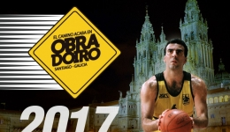 'El Camino acaba en Obradoiro': The legendary Nikos Galis concludes his pilgrimage
