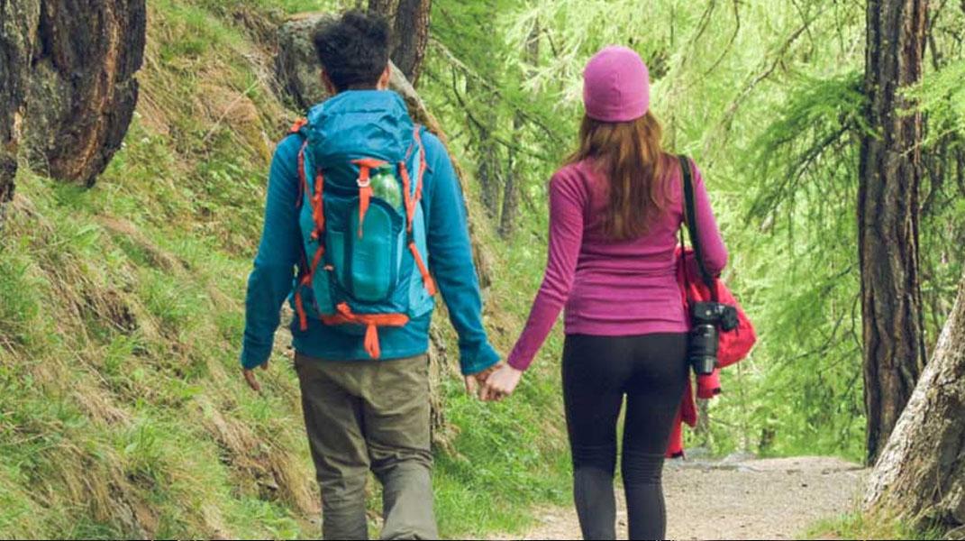 El Camino de Santiago sin mochila, ¿es posible? - Vivecamino