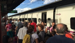 El Tren del Peregrino returns in the 2017 season to the Camino de Santiago
