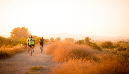 Gaes Pilgrim Race: a mountain-bike race along the Camino de Santiago in Madrid