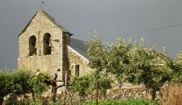 Claims march to revalue the Camino de Santiago in the Bierzo Alto