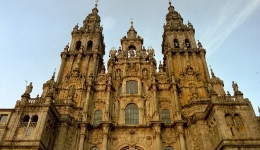 New record of 2.6 million travelers in Santiago de Compostela in 2017