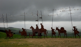 Not everything is walking, the Camino de Santiago also offers leisure activities