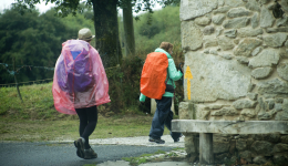 Rain on the Camino de Santiago: What to do and how to protect yourself