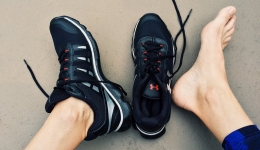 Take care of your feet during the Camino