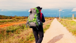 The Camino de Santiago exceeds in October the number of pilgrims of 2015