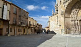The Camino Soriano: Stages and history of this Jacobean route