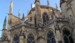 The most important cathedrals of the Camino de Santiago