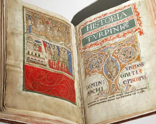 Codex Calixtinus - ameliorator.blogspot.com