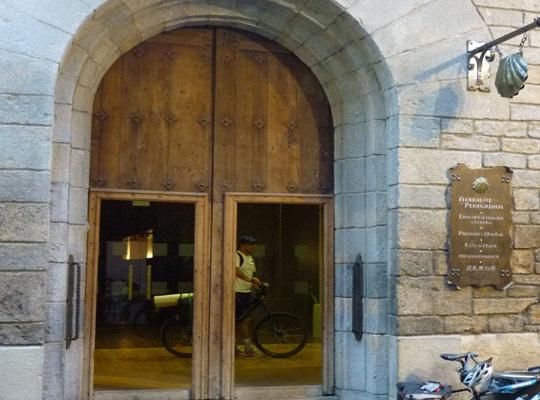 Albergue albergue municipal jes s y mar a de pamplona for Ducha ya pamplona