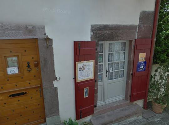 Hostel azkorria of saint jean pied de port vivecamino - Hostel st jean pied de port ...